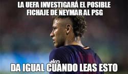 Enlace a Neymar metido en otro lío