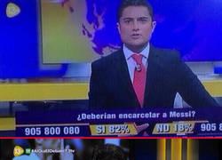 Enlace a El doble rasero de 13tv con Messi y Cristiano cuando van a declarar