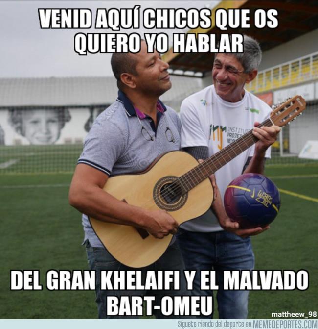 990497 - Se cantarán canciones sobre las gestiones de Neymar padre