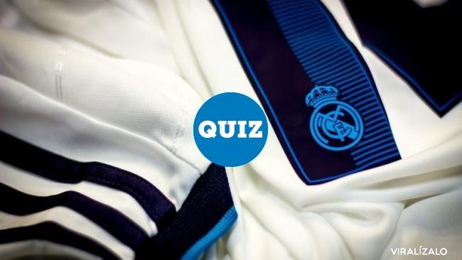 990519 - QUIZ: Cuánto sabes sobre las camisetas de la ultima década del Real Madrid