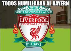Enlace a El Liverpool destroza al Bayern a la contra 0-3