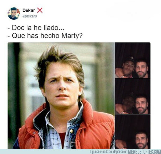 990564 - Marty tiene una nueva misión. Por @dekar8