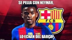 Enlace a Ese momento en el que te das cuenta de que en el Barça hay un nuevo Dios mandamás
