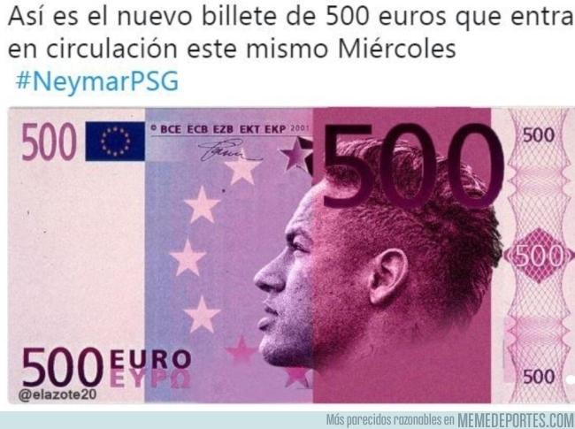 990785 - Nuevo billete de 500€ (yo veo correcta su marcha)