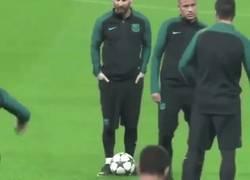 Enlace a Neymar, ¿por qué te fuiste del Barcelona? -Me hacían bullying
