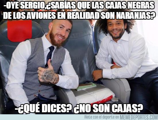 991405 - Sergio Ramos y su duda
