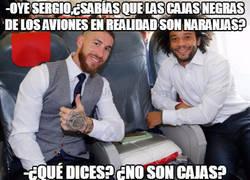 Enlace a Sergio Ramos y su duda