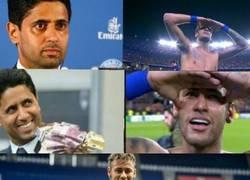 Enlace a Lo que enamoró a Neymar