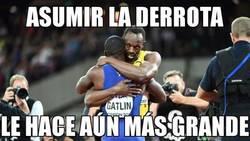 Enlace a Usain Bolt se despide de los 100m