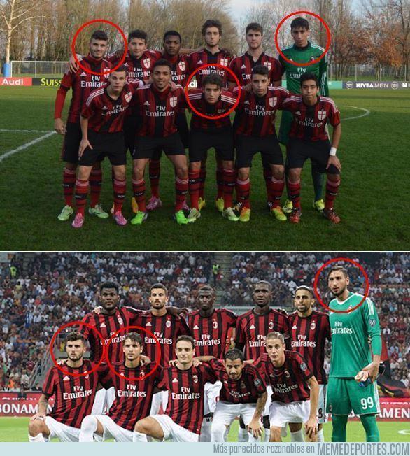 991527 - En el AC Milan no todo es gastar millones