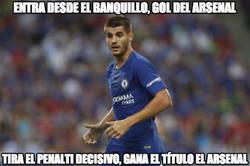 Enlace a No ha sido el debut soñado por Morata