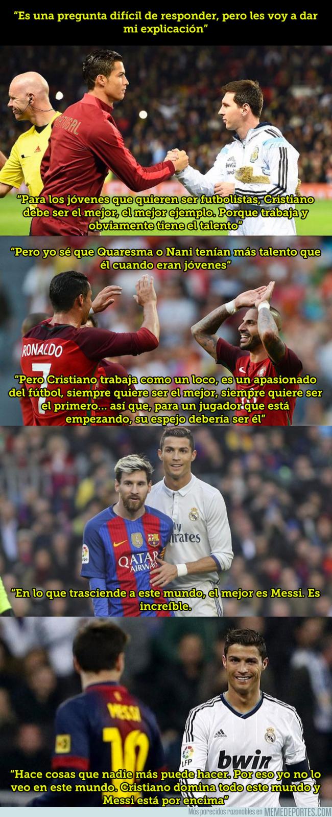 991612 - ¿Messi o Cristiano Ronaldo? Kevin-Prince Boateng responde