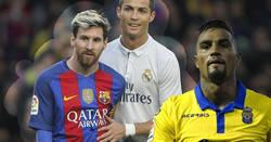 Enlace a ¿Messi o Cristiano Ronaldo? Kevin-Prince Boateng responde