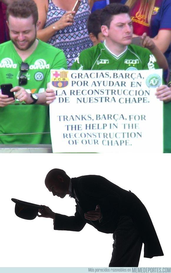 991682 - RESPECT total para el Barça