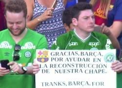 Enlace a RESPECT total para el Barça