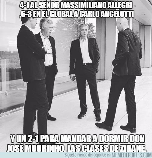 992071 - Zidane dando cátedra a los mejores