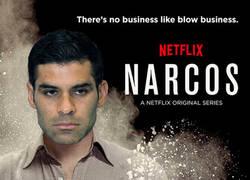Enlace a Netflix estrena serie, tras vincularse a Rafa Márquez con las drogas