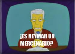 Enlace a Neymar el Mercenario