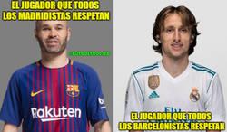 Enlace a Los jugadores mas respetados de ambos clubes