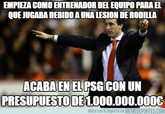 992588 - La evolución de Emery en el mundo del fútbol