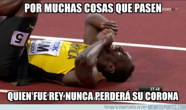 992635 - Pese a su final, Usain Bolt siempre será eterno