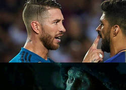 Enlace a A Sergio Ramos le gusta jugársela
