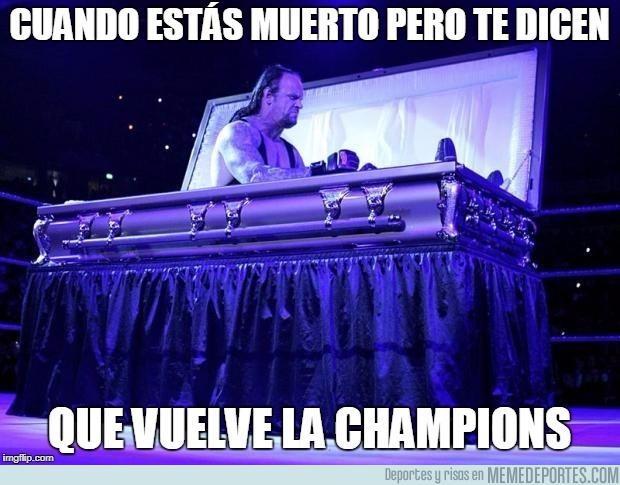 993298 - ¡¡Vuelve la Champions League!!