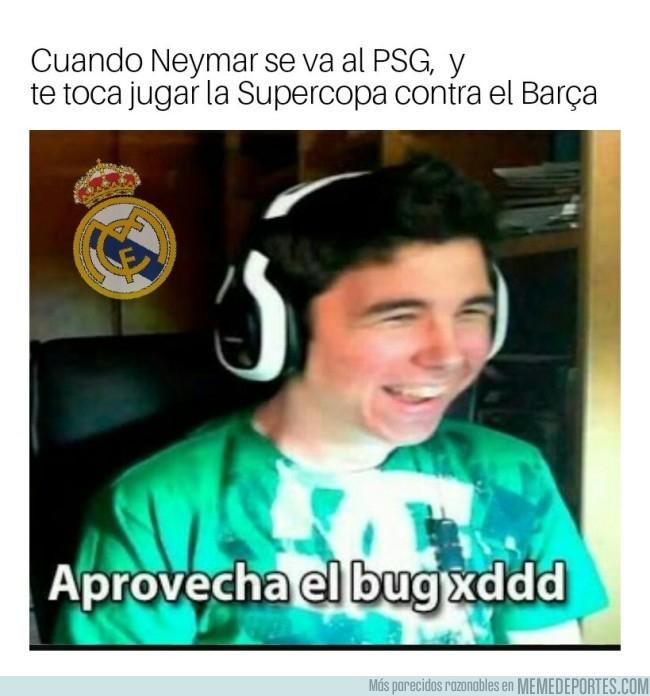 993851 - El Real Madrid ha aprovechado la situación