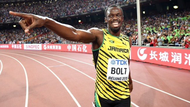 994006 - Usain Bolt puede que acabe fichando por un club de fútbol inglés