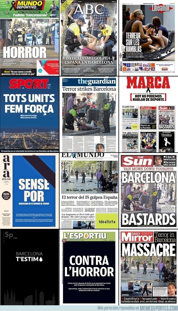 994175 - Portadas de periódicos del mundo