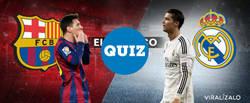 Enlace a ENCUESTA: Real Madrid vs Barça. ¿Quién tiene mejores jugadores?