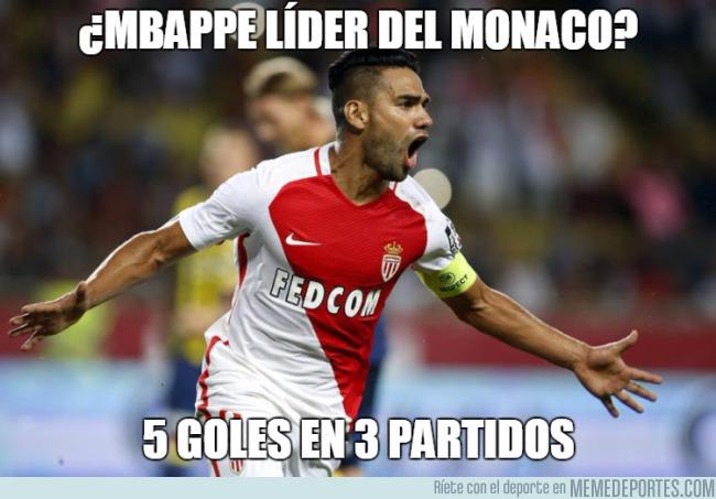 994332 - Falcao lidera al Monaco