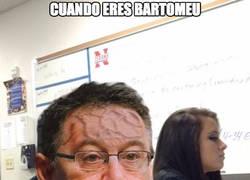 Enlace a No se resiste el bueno de Bartomeu