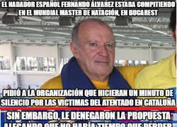 Enlace a Fernando Álvarez se ha ganado el respeto del mundo del deporte