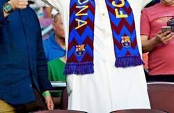 Enlace a El aficionado musulmán captado en el Camp Nou