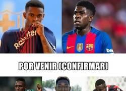 Enlace a El nuevo Barça nos recuerda a alguien