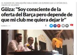 Enlace a Noticia de Última Hora: Fichaje inminente del Barça #jajajano