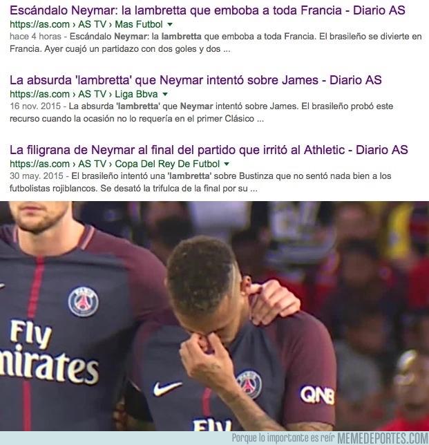 994841 - Adivina en qué noticia Neymar no es jugador del Barça