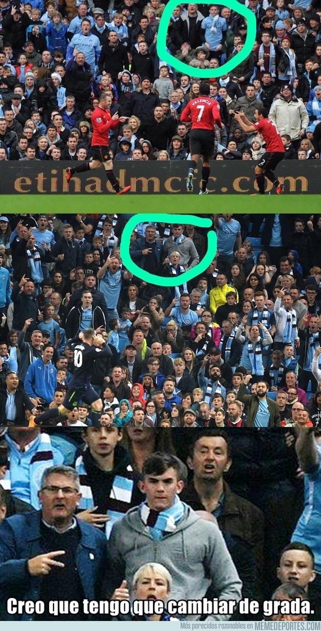 994900 - La curiosa foto de los aficionados del City que hizo enfadar Rooney… ¡cuatro años después!
