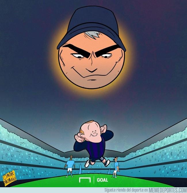 994968 - Rooney anotó 200 goles en la Premier League, mientras Mourinho estaba espiando. Vía Omar Momani