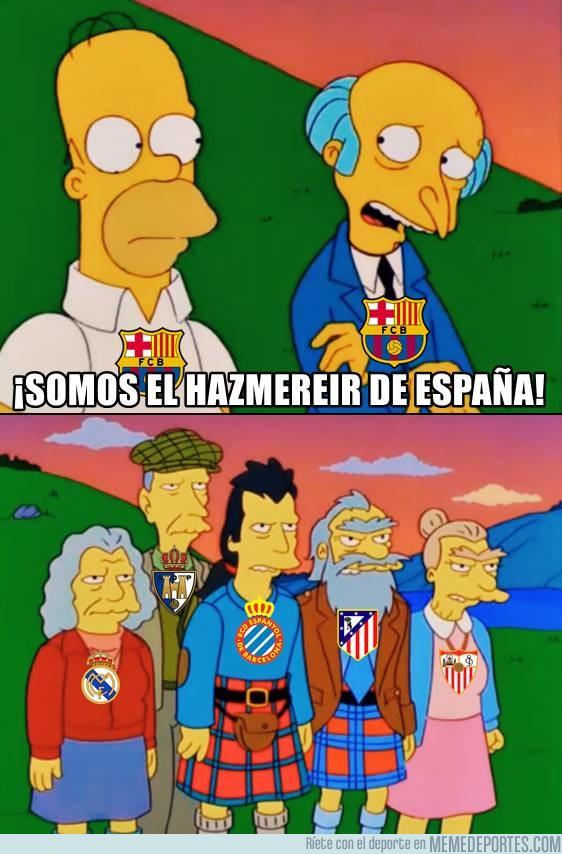 994982 - El hazmerreír de España