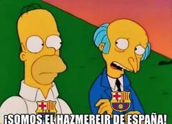 Enlace a El hazmerreír de España