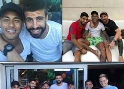 Enlace a El regreso de Alves y Neymar