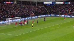 Enlace a Con este paradón, Jasmin Handanovic salva al Maribor de caer eliminado en previa de Champions