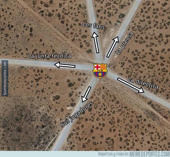 995122 - Desorden en Can Barça