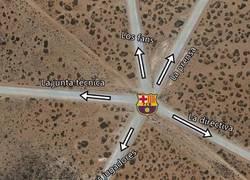 Enlace a Desorden en Can Barça