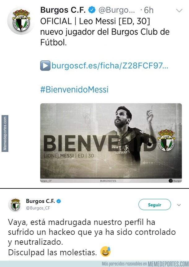 995125 - Hasta el Burgos se ríe del Barça y de lo que le está pasando