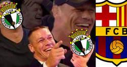 Enlace a Hasta el Burgos se ríe del Barça y de lo que le está pasando