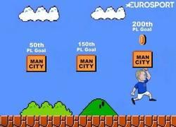 Enlace a Wayne Rooney y su manía de redondear siempre contra el City