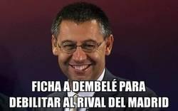 Enlace a Josep María Bartomeu Floreta, superagente del Real Madrid